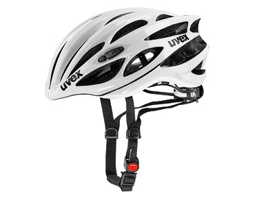 uvex race 1 helmet white