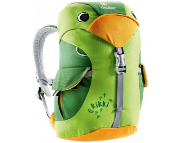 deuter KIKKI kids' backpack kiwi-emerald