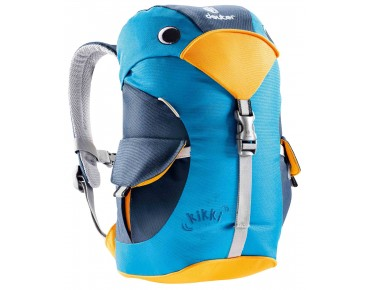 deuter KIKKI kids' backpack turquoise/midnight