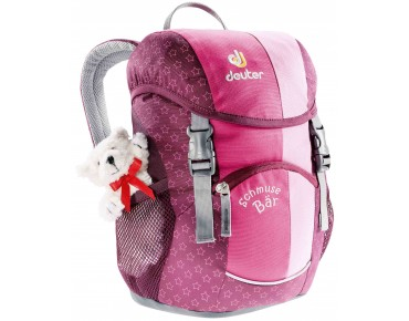 deuter SCHMUSEBÄR 2015 kids' backpack pink