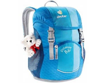 deuter SCHMUSEBÄR 2015 kids' backpack turquoise