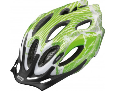 ABUS ADURO - casco MTB electric green