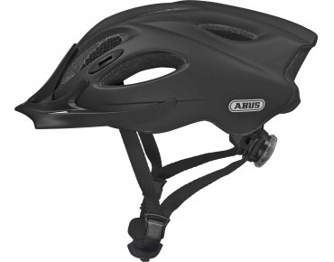 ABUS ADURO - casco MTB black matt