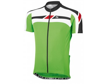 Giordana Jersey SILVERLINE 13 lime green