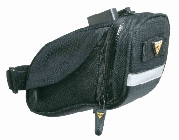 Topeak Satteltasche Small Aero Wedge Pack DX black