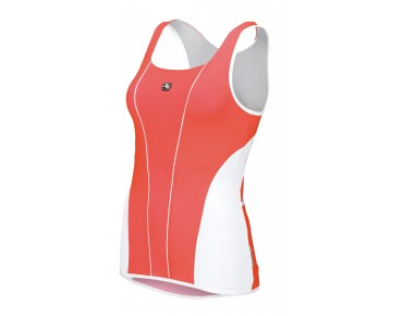 Giordana SHAPE - top donna fluo orange