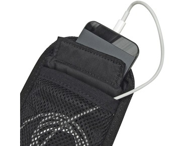KLICKfix PHONEBAG PLUS black