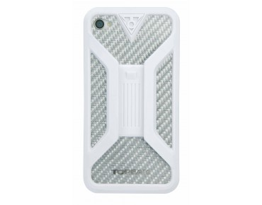 Topeak RideCase für iPhone 4/4s white