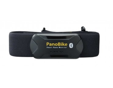 Topeak PanoBike Bluetooth Smart Heart Rate Monitor schwarz