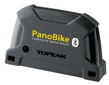 Topeak PanoBike by Bluetooth Smart Cadence & Speed Sensor schwarz