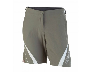 PROTECTIVE Damen Shorts LIBRA green grey