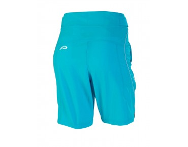 PROTECTIVE Damen Shorts LIBRA turquoise