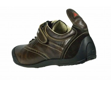 PROTECTIVE BOSTON cycling shoes deep brown