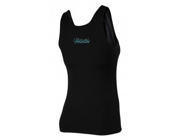 PROTECTIVE LOLA women's sleeveless undershirt black