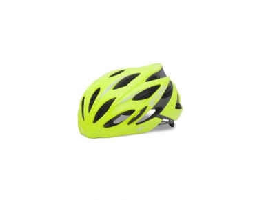 GIRO SAVANT Rennradhelm highlight yellow