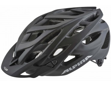 ALPINA D-ALTO L.E. - casco MTB black matt