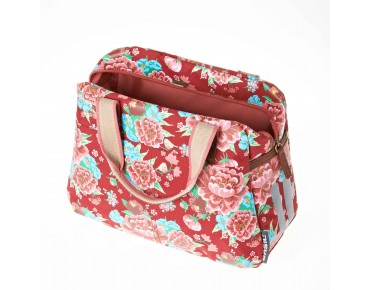 BASIL BLOOM GIRLS 11l Damen-Fahrradtasche scarlet red