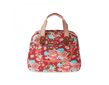 BASIL BLOOM GIRLS 11 l women's bicycle bag scarlet red