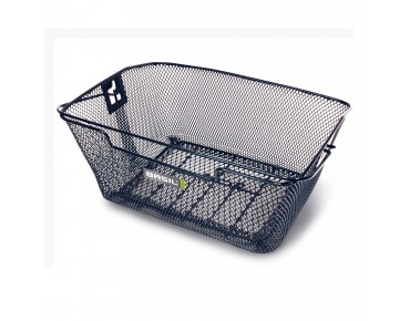 BASIL CAPRI rear bicycle basket black