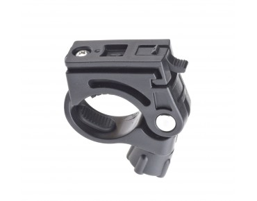 B + M replacement bracket with quick release