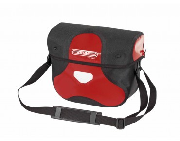 ORTLIEB ULTIMATE6 M CLASSIC handlebar bag red/black