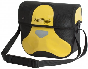ORTLIEB ULTIMATE6 M CLASSIC handlebar bag yellow/black
