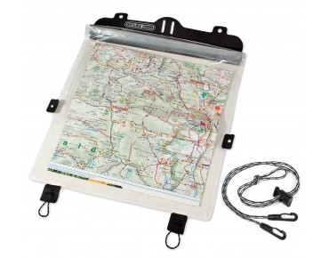 ORTLIEB ULTIMATE 6 map case transparent
