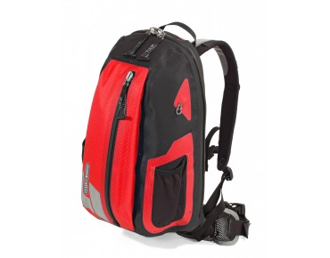 ORTLIEB FLIGHT backpack signal red/black
