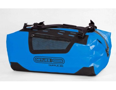 ORTLIEB DUFFLE expedition and travel bag ocean blue/black