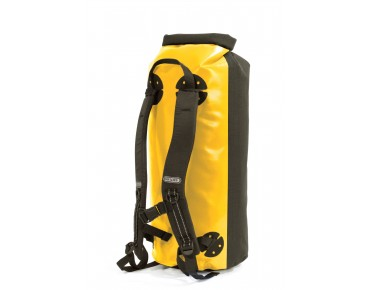 ORTLIEB X-Plorer dry bag yellow/black