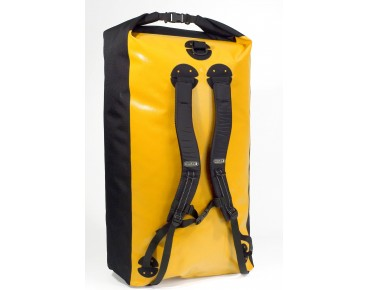 ORTLIEB X-TREMER dry bag XXL yellow/black