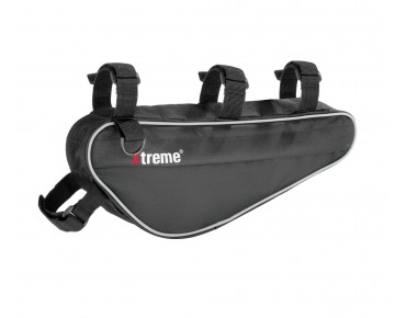 Xtreme easybag XL frame bag black