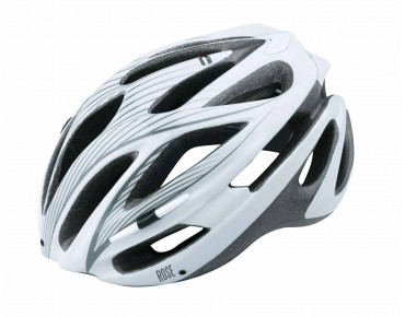 ROSE Helm PACER white/grey