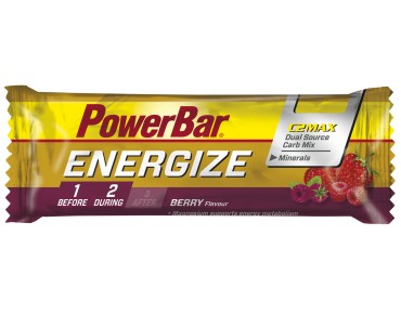 PowerBar Energize bar Berry