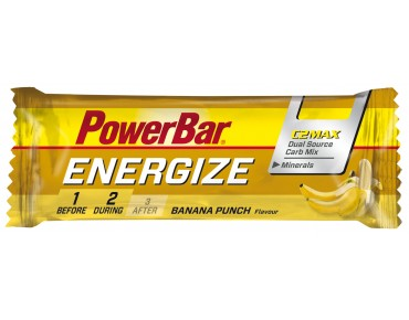 PowerBar Energize bar banana punch