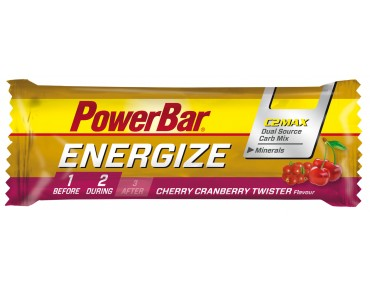 PowerBar Energize bar Cherry Cranberry Twister