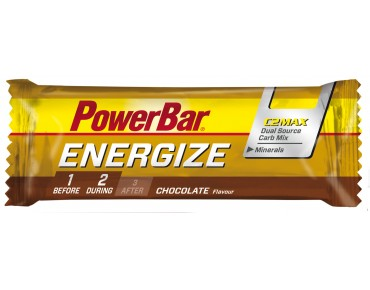 PowerBar Energize bar Chocolate