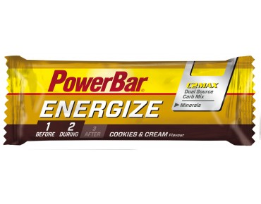 PowerBar Energize bar cookies&cream