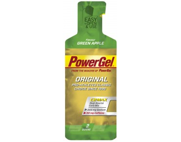 PowerBar gel Green Apple + Caffeine