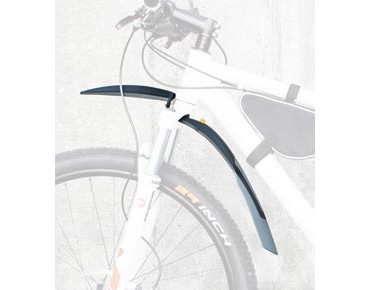 SKS Germany SKS SHOCKBLADE front mudguard black/grey