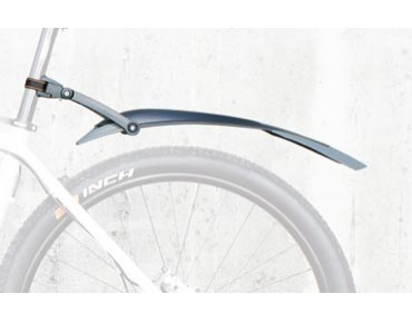 SKS Germany SKS X-BLADE rear mudguard black/grey
