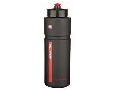 Elite Superfiume 750 ml drinks bottle schwarz/matt