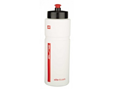 Elite Superfiume 750 ml drinks bottle matt white