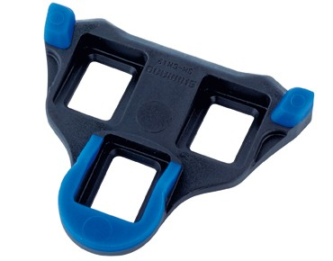 SHIMANO SPD-SL SH 12 cleats black/blue