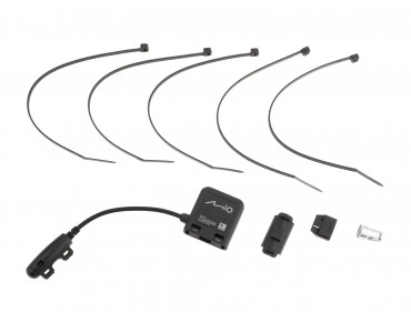 Mio Speed and pedalling cadence sensor black