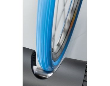 Tacx home trainer tyre blue