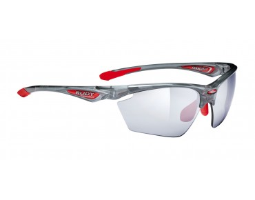RUDY PROJECT STRATOFLY Brille mirror gun/laser black