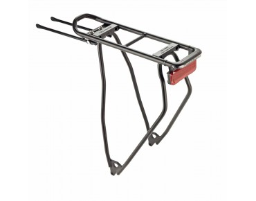 Racktime I-Valo Light rear luggage rack schwarz
