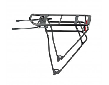 Racktime I-Valo Tour rear rack schwarz