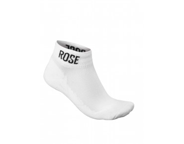 ROSE ERGO SPORT socks white